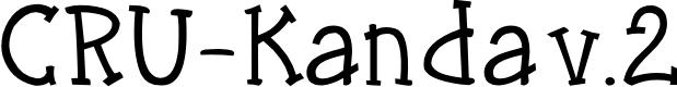 Preview image for CRU-Kanda v.2