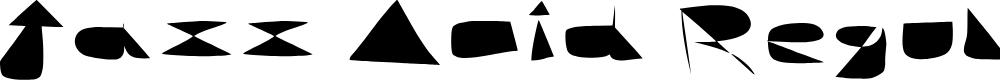 Preview image for Jazz Acid Regular Font