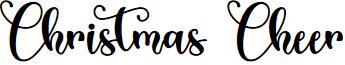 Christmas Cheer - Personal Use