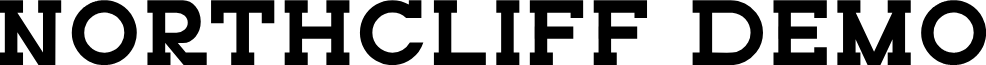 NORTHCLIFF DEMO font