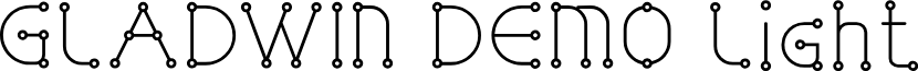 GLADWIN DEMO Light