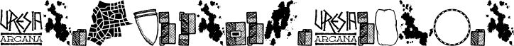 Uresia Arcane Sampler