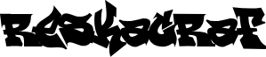 ReskaGraf font