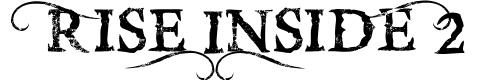 Preview image for RiseInsidE-Regular Font
