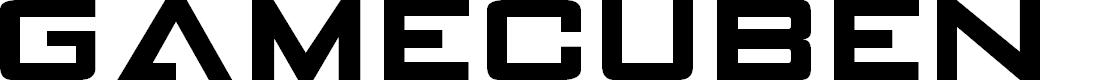 Preview image for GAMECUBEN DualSet Font
