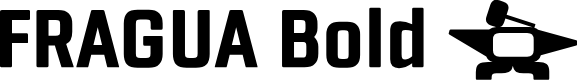 Preview image for Fragua Bold Font