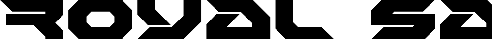 Preview image for Royal Samurai Font