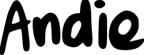 Preview image for Andie Font
