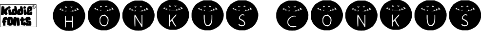 HONKUS CONKUS Medium