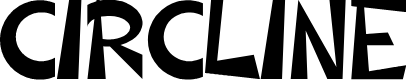 Preview image for CIRCLINE Font