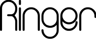 Preview image for Ringer Font