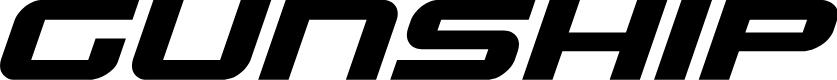Preview image for Gunship Italic Italic
