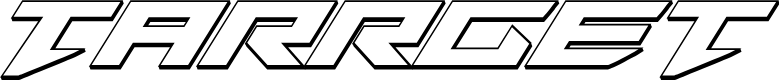 Preview image for Tarrget 3D Italic