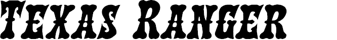 Preview image for Texas Ranger Expanded Italic