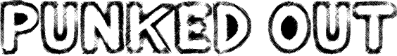 Preview image for Punked Out Font