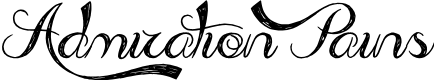 Preview image for Admiration Pains  Font