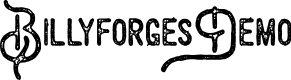 Preview image for BillyforgesDemo Font