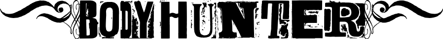 Preview image for BODY HUNTER Bold Font