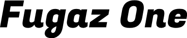 Preview image for Fugaz One Font
