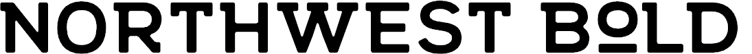 Preview image for NORTHWEST Bold Font