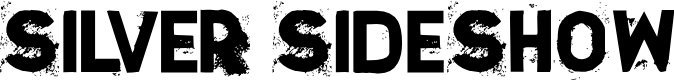 Preview image for Silver Sideshow Font