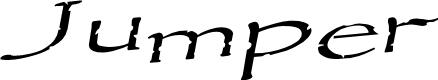Preview image for Jumper Font