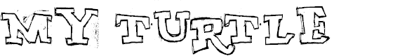 Preview image for MY TURTLE Font