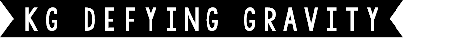 Preview image for KG Defying Gravity Font