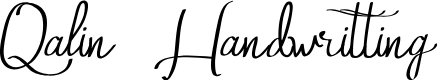 Preview image for Qalin Handwritting