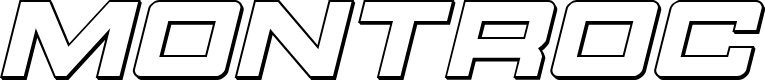 Preview image for Montroc 3D Italic