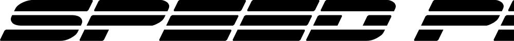 Preview image for Speed Phreak Laser Italic