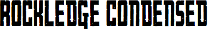 Rockledge Condensed