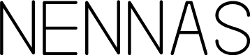 Preview image for NENNAS Font