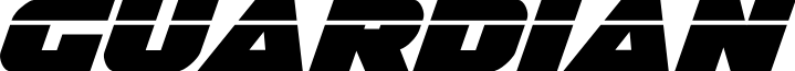 Guardian Laser Italic