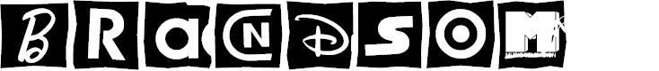 Preview image for Brandsom Font