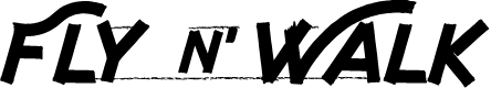 Preview image for Fly n Walk  Font