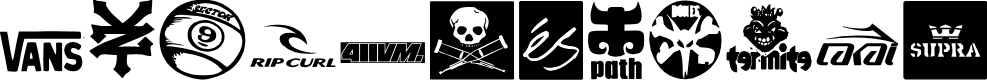 Preview image for logoskate Font