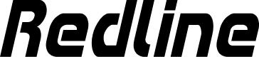 Preview image for Redline Condensed Italic