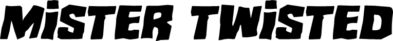 Preview image for Mister Twisted Expanded Italic