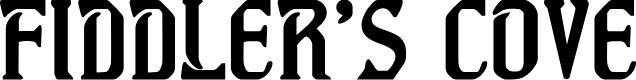 Preview image for Fiddler's Cove Regular Font