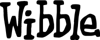 Preview image for Wibble Font