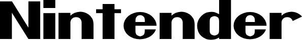 Preview image for Nintender Font