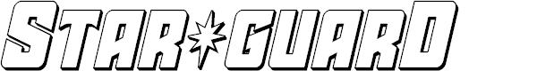 Preview image for Star Guard 3D Italic