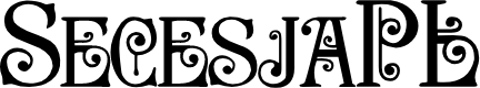 Preview image for SecesjaPL Font