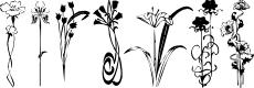 Preview image for KR Classic Fleur 2 Font