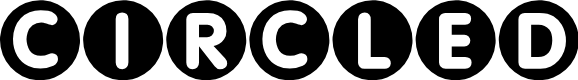 Preview image for Circled Font