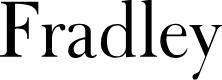 Preview image for Fradley Font