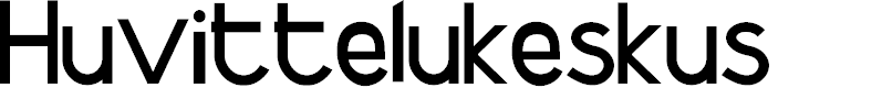 Preview image for Huvittelukeskus Font