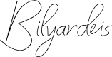 Preview image for Bilyardeis Font