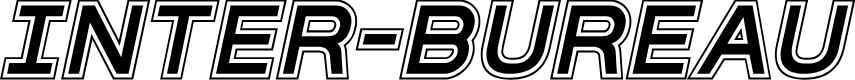 Preview image for Inter-Bureau Academy Italic